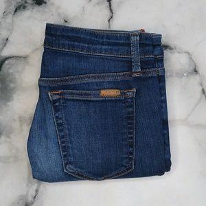 Joe's Jeans Markie Crop Skinny Jeans Size 26